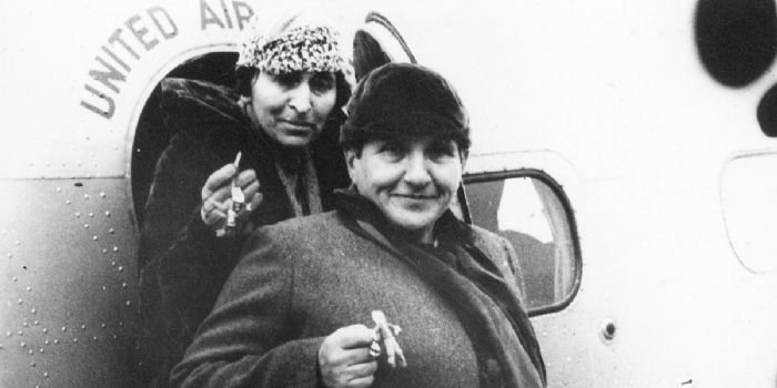 gertrude stein and alice b toklas relationship test