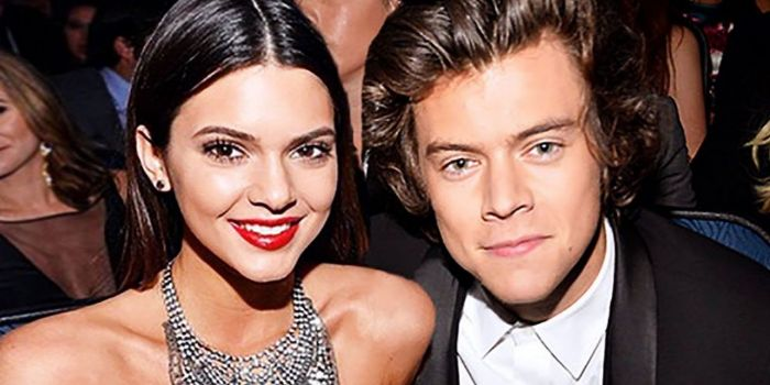 Kendall and harry styles dating
