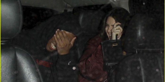 Kendall Jenner and Jordan Clarkson