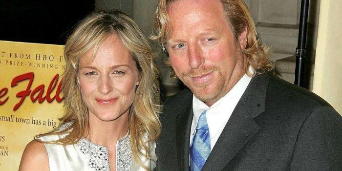 Helen Hunt and Matthew Carnahan