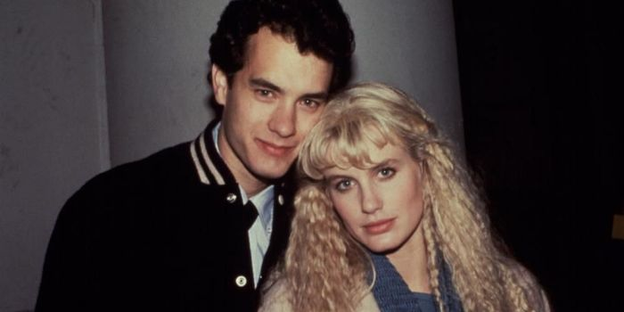 Tom Hanks and Daryl Hannah
