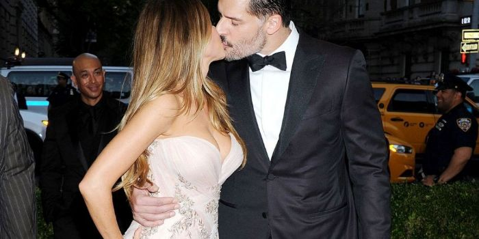 Sofía Vergara and Joe Manganiello