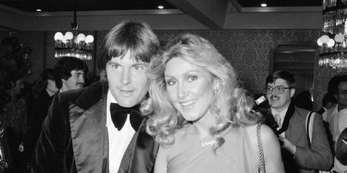 Bruce Jenner and Linda Thompson