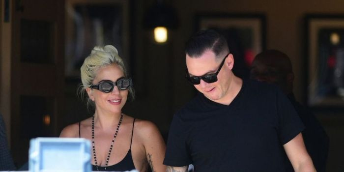 Lady Gaga and Dan Horton
