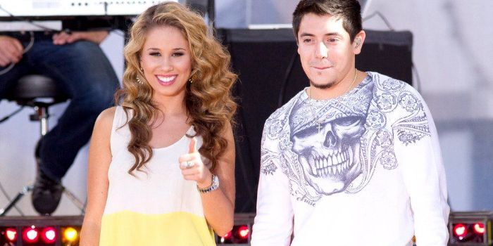 Are haley and casey from american idol dating