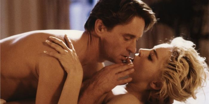 michael douglas and sharon stone relationship