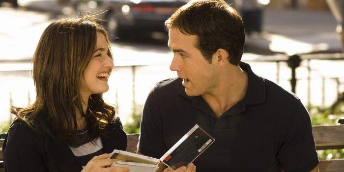 Rachel Weisz and Ryan Reynolds