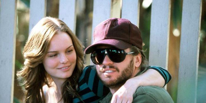 Val Kilmer and Kate Bosworth