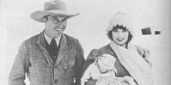 Colleen Moore and King Vidor