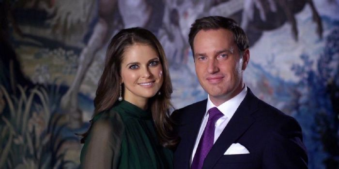 Prinsessan Madeleine and Christopher O'Neill
