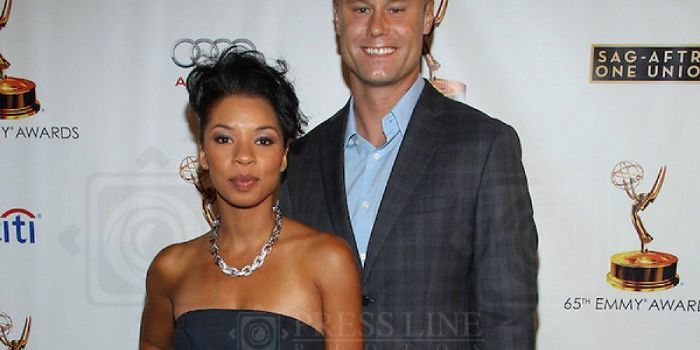 Eric Nenninger and Angel Parker