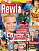 Malgorzata Kozuchowska - Rewia Magazine Cover [Poland] (27 August 2014)
