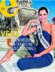 Paulina Vega - Expresiones Magazine Cover [Ecuador] (27 January 2015)
