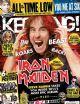 Steve Harris - Kerrang Magazine Cover [United Kingdom] (4 July 2015)