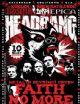 Mike Patton, Jon Hudson, Mike Bordin, Billy Gould, Roddy Bottum - Headbang Magazine Cover [Turkey] (August 2009)